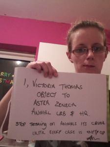 Vikki Thomas person