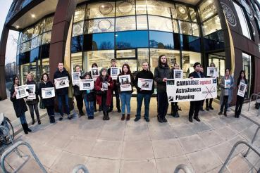 Medimmune protest 2016 1